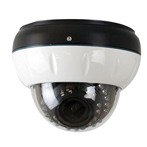 Gw Security Inc Gw-850C-Vd 1/4-Inch Aptina Cmos Surveillance Security Camera 850 Tv Lines, 2.8 To 12Mm Lens, 24 Ir Leds And 70-Feet Ir Distance