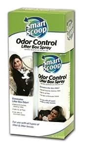 SmartScoop Odor Control Litter Box Spray