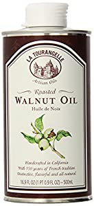 La Tourangelle Roasted Walnut Oil, 16.9 Ounce Can