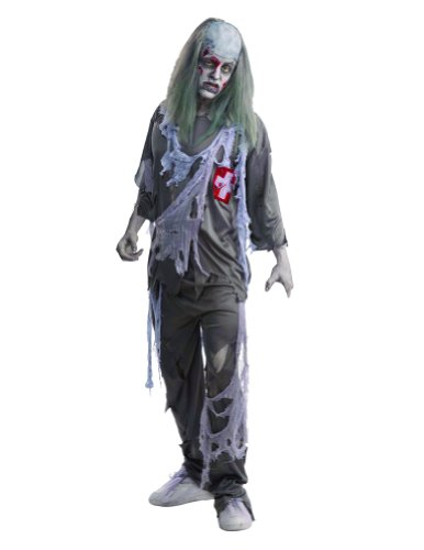 boys - Zombie Doctor Halloween Costume - Most Children