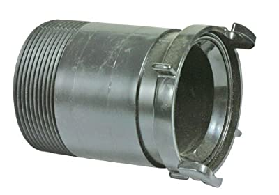 """Camco 39422 3"""" Permanent Plumbing Adapter Sewer Fitting by Camco"""