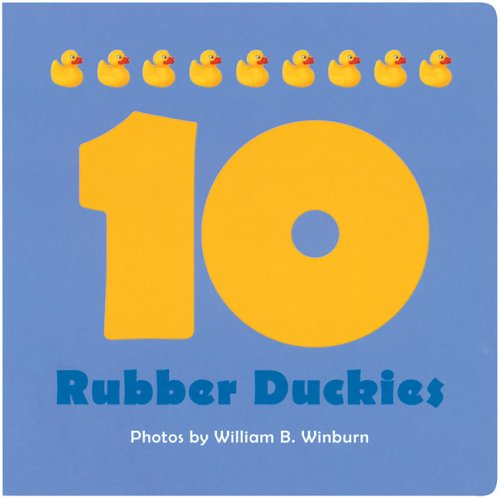 10 Rubber Duckies front-986956