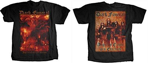 Dark Funeral - Top - Uomo Black Small