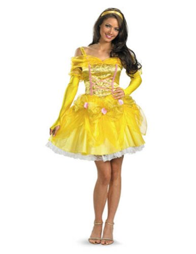 Sassy Belle 12-14 Adult Womens Costume