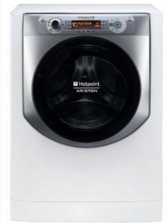 Hotpoint-Ariston AQ94D 49D IT Lave linge 9 kg 1400 trs/min A+++-10% Argent, Blanc