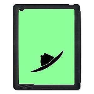 Skin4gadgets Hipster Legend Bhagat Singh, Color - Medium Spring Green Tablet Designer SMART CASE for IPAD 3