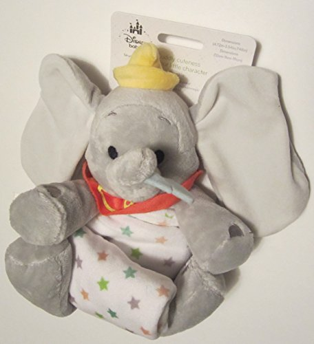 Disney Baby Dumbo Plush Blankie - 1