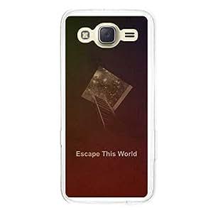 a AND b Designer Printed Mobile Back Cover / Back Case For Samsung Galaxy J5 (SG_J5_2496)