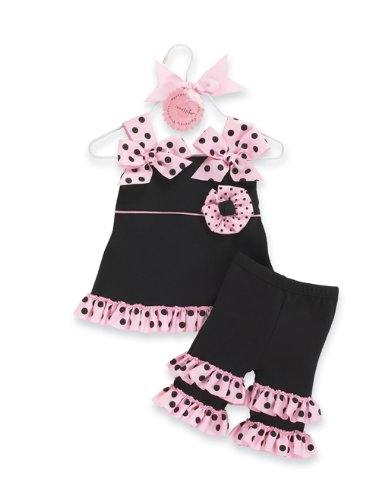 Mud Pie Baby Girls Perfectly Princess Tunic and