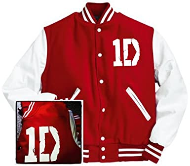 One Direction Varsity Jackets