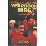 British Boxing Year Book 1986by Barry J. Hugman