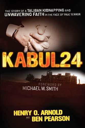 Kabul 24, BEN PEARSON, HENRY O. ARNOLD
