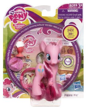 My Little Pony Pinkie Pie Crystal Empire Pony with Dvd