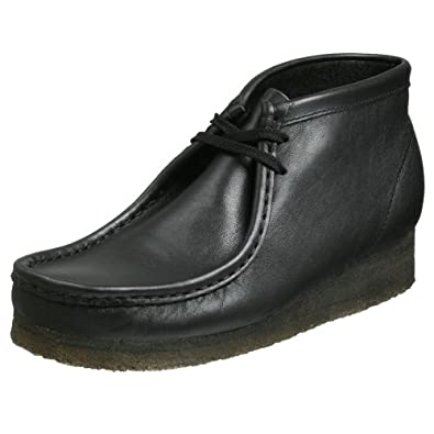 (有券)Clarks 克拉克 Originals 经典Men's Wallabee Boot 袋鼠靴 $81.76 棕色