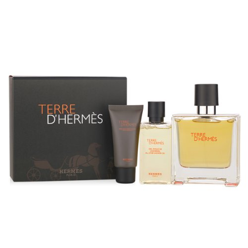terre-dhermes-by-hermes-pure-perfume-natural-spray-75ml-shower-gel-40ml-aftershave-balm-15ml