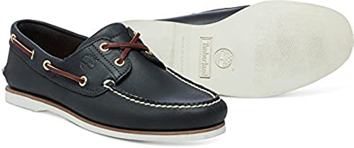 09. Timberland Men's Classic Two-Eye Boat Shoe