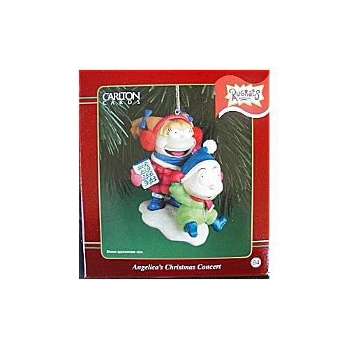 Amazon.com - Rugrats - Angelica's Christmas Concert 2000 ...