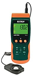 Extech SDL400-NIST Light Meter Sd Logger with Nist