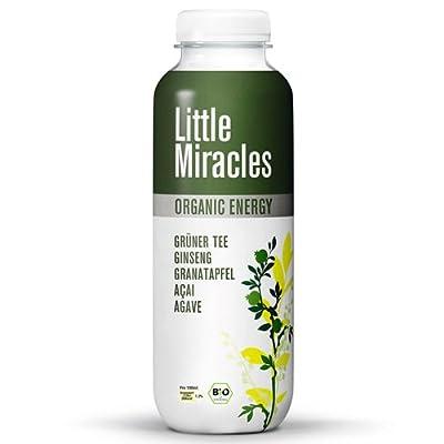 Little Miracles Organic Energy Drink Grüner Tee 330 ml von PowerBrands Group - Gewürze Shop