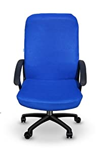 Amazon Royal Blue fice Desk Chair Cover The Chirt