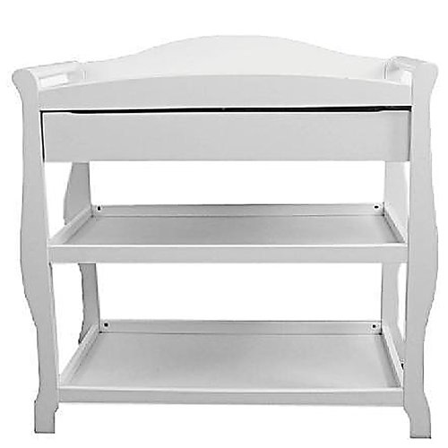 Change Table Finish: White front-596190