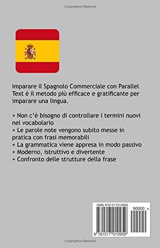 Spagnolo Commerciale Parallel Text Racconti (Spagnolo - Italiano)