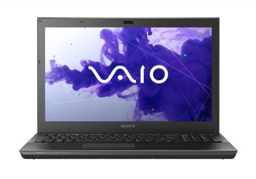 Sony VAIO SE1 Series VPCSE13FX/B 15.5-Inch Laptop (Jet Black)