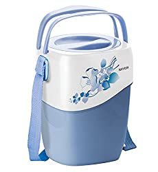 NAYASA TIFFIN SET-ZETA 2 BLUE