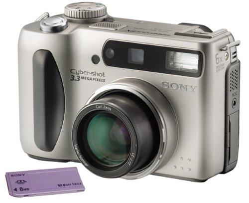 Sony Cybershot DSC-S75