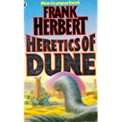 Heretics of Dune cover