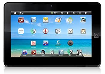 Sylvania SYTAB10ST 10-Inch Tablet (Black)