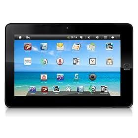 Sylvania SYTAB10ST 10-Inch Tablet (Black)