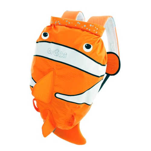 Buy Bargain Trunki Paddlepak - Water Resistent Kids Backpack (Chuckles), Orange
