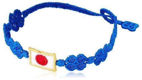 [クルチアーニ C] Cruciani C ブレスレット サムライブルー モデル ディープブルー A1050-JAPAN