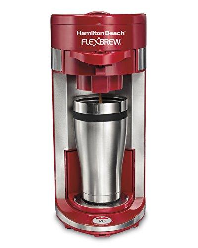 Hamilton Beach 49962 Flex Brew Single-Serve Coffeemaker