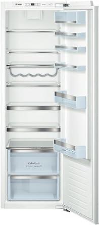 Bosch KIR81AF30 réfrigérateur - réfrigérateurs (Intégré, Blanc, A++, Droite, SN, T, Verre)