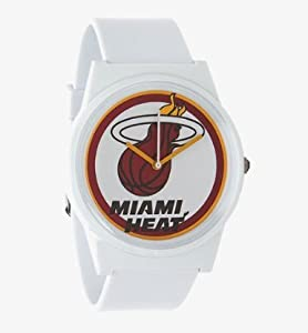 Miami Heat Flud Pantone White Watch NBA