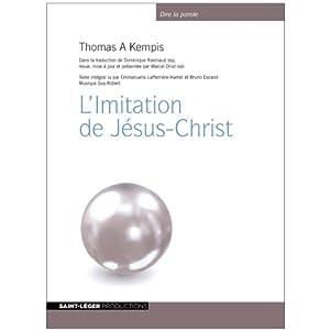 L'Imitation de Jésus-Christ | Livre audio