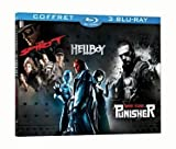 echange, troc The Spirit + Hellboy + The Punisher, zone de guerre [Blu-ray]