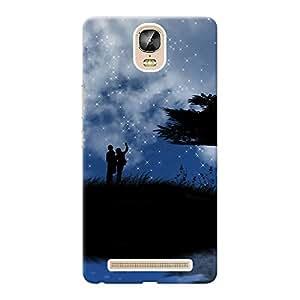 Mobile Back Cover For Gionee Marathon M5 PLUS (Printed Designer Case)
