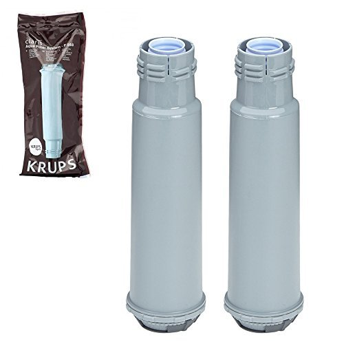 KRUPS F088 Aqua Filter System Water Filtration Cartridge - 2 Pack (Claris Aqua Filter System F088 compare prices)