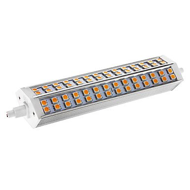 Dimmable R7S 18W 84X5050Smd 1008Lm 2800-3000K Warm White Light Led Corn Bulb(Ac 110-130V)