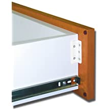 FastCap Light Maple Polycarbonate Kolbe Korner -500 Bulk Pack
