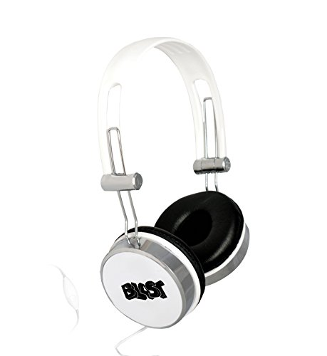 Blast HM 200 Wired on-the-ear headphone with Microphone