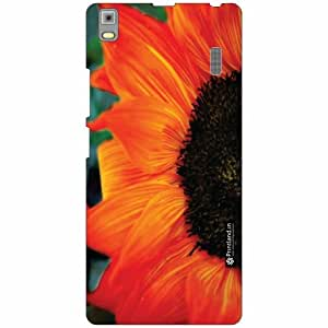 Lenovo A7000 - PA030023IN Back Cover - Silicon Flower Designer Cases