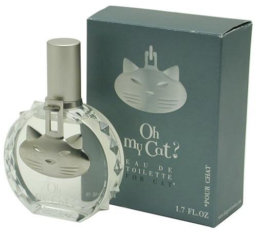 Oh My Cat By Dog Generation For Men and Women. Eau De Toilette Spray 1.7-Ounces For Cat