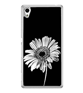 Beautiful Flower 2D Hard Polycarbonate Designer Back Case Cover for Sony Xperia Z4