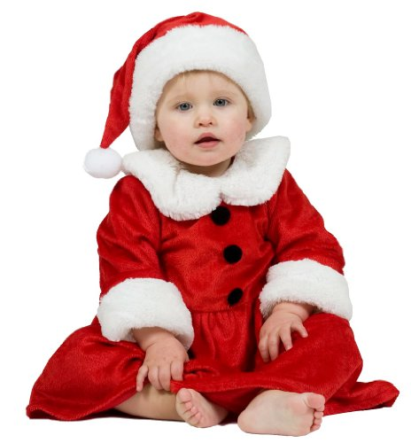 Funny Fashion Infant Toddler Baby Girls Santa Claus Christmas Costume