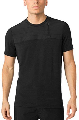 MPG Men's Technique T-Shirt S Black