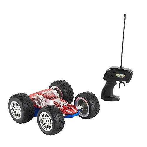 Fast Lane Radio Control X-treme B-Furious Vehicle - 27 MHz Red/Blue by Toys R Us